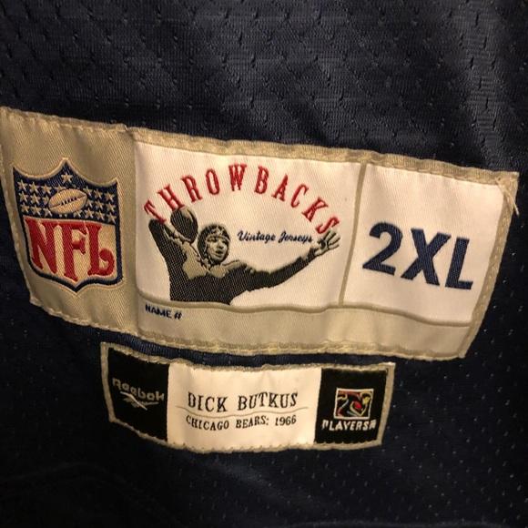 buy online f881d 58aca Chicago Bears throwback Dick Butkus Jersey